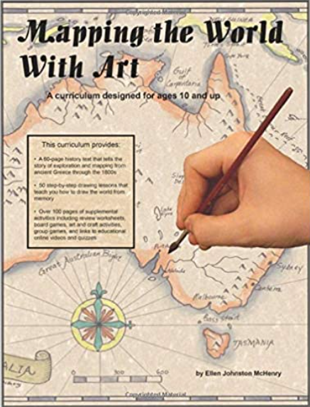 mapping with world with art